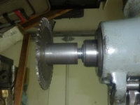 Slitting Saw Arbor