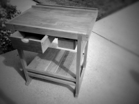 Sharpening Bench