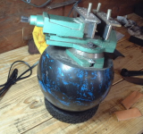 Bowling Ball Vise