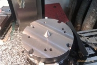 Rotary Table Chuck Adaptor