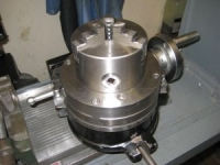 Rotary Table Chuck Adaptor Plate