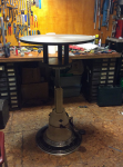 Height Adjustable Work Table