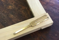 Mortise and Tenon Gauge