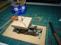 Bamboo Stripping Jig