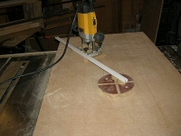 Ellipse Routing Jig