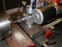 Toolpost Spindle