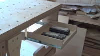 Sharpening Stone Drawer