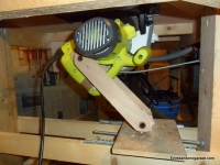 Table Saw Lift