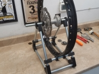 Wheel Lacing Stand