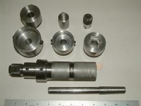 Lathe Tap and Die Holders