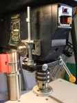 Drill Press Locking Depth Stop