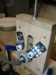 homemade guitar repair vise. Black Bedroom Furniture Sets. Home Design Ideas