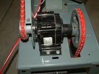 Variable Speed Bandsaw Modification