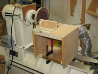 Sanding Table and Pen Sled