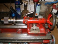 Tailstock Refurbishment