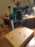Rotary Tool Workstation