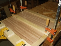 Guitar Top and Back Jointing Fixture