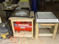 Vacuum Forming Table