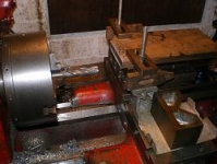 Lathe Milling Table