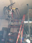 Bicycle Hoist