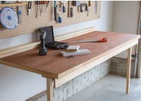 Drop Down Workbench