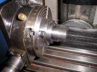 Rotary Table Spindle Nose