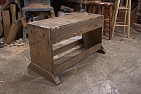 Estonian Woodworking Bench