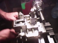 Lathe Tapering Jig