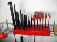 Allen Key Punch and Chisel Rack