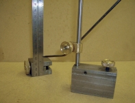 Micro-Adjustable Surface Gauge