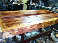 Veritas Woodworking Bench