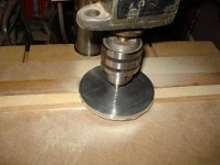 Drill Press Sanding Attachment