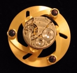 Pocket Watch Movement Holder