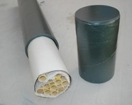 Light Booth Storage Cylinder