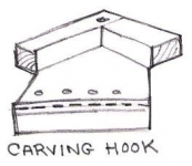 Carving Hook
