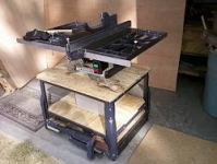 Table Saw Modification