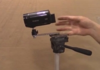 Magnetic Camera Mount