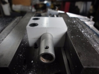 Cross Drilling Jig