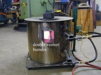 Heat Treating Salt Pot