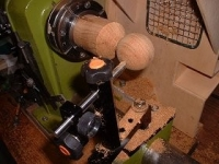 Sphere Cutting Jig