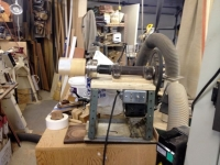 Hollow Form Sander