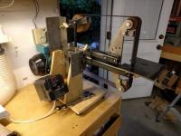 Homemade Belt Grinder Project Homemadetools Net