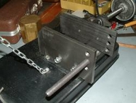 Table Saw Movable Vise Jaw