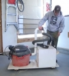 Bucketless Dust Collection System