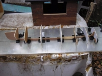 Model Boat Assembly Jig