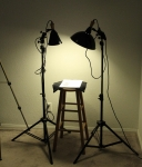 Close Photography Lighting Setup