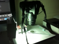 Coin Photography Lighting Setup