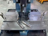Fly Press Clamping Table
