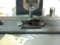 Fly Press Punch Die