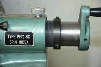 Spin Indexer Modification